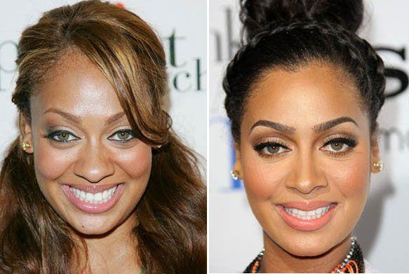 Lala Anthony Before and After