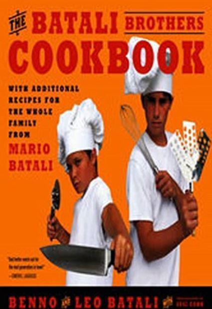 Leo and Benno Batali cookbook