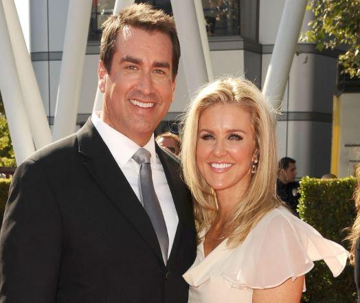 Rob Riggle Married, Wife